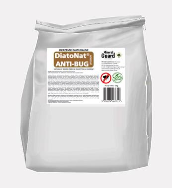 Ziemia Okrzemkowa owady, ptaszyńce, mrówki